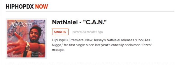 Check out NatNaiel on HHDX